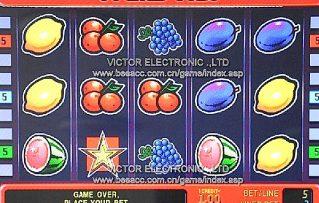 ¿A que se Debe la Gran Popularidad de la Maquina de Juegos de Casino de Frutas?