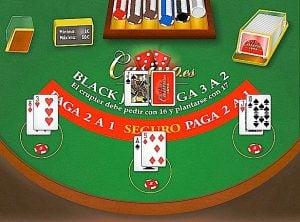 juego de casino blackjack gratis