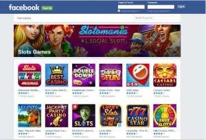 juegos de casino en Facebook 1