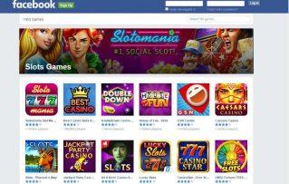 Los Mejores Juegos de Casino en Facebook que Valen la Pena Jugar!!!