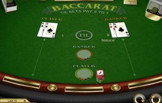 5 Características de los Juegos Online de Baccarat por Dinero Real o Gratis