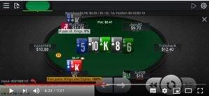 Premios en Bet online poker