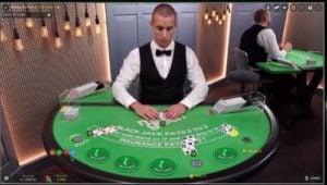 Trampas en Blackjack game Online