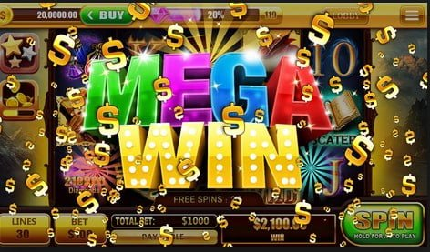 Registrarse en un casino slot game