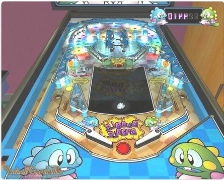 Juego de Pinball arcade