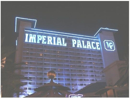 Imperial Palace las Vegas owner