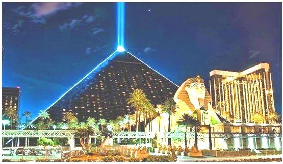 Luxor Casino hotel