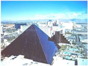 Luxor Casino buffet