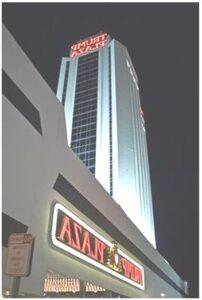 Trump Entertainment Resorts castle atlantic city