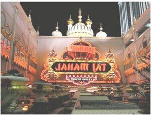 Trump Entertainment Resorts casino vegas